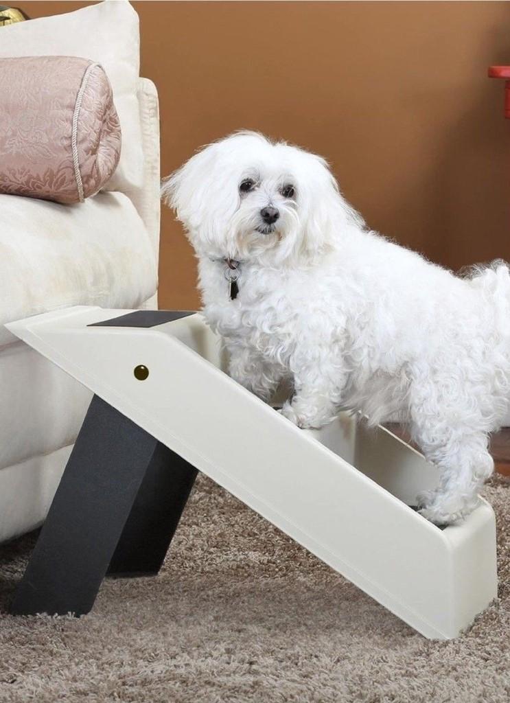 Folding Dog Stairs / Dog Steps – 3 Step Dog Ladder / Pet Stair