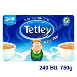 Tetley - Original Tea Bags 240-750g