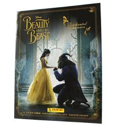 Panini - Disney's Beauty & the Beast - STICKER ALBUM