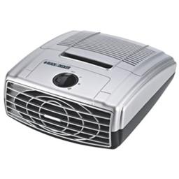 """Black & Decker Table Top HEPAFreshâ""""¢ Air Cleaner BXAP041 3 Speed HEPA Purifier with Pre and Charcoal Filters"""