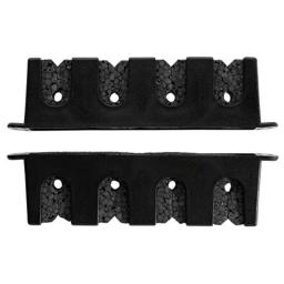Berkley 1318292 Horizontal 4 Rod Rack