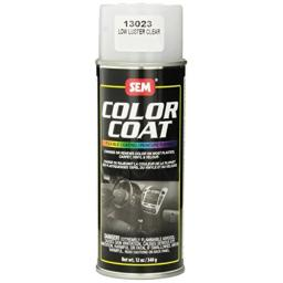 SEM 13023 Low Luster Clear Color Coat Mixing system - 12 oz.