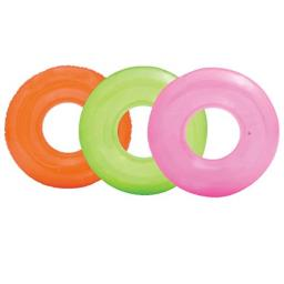 """Intex 30"""" Transparent Tube-Assorted Colors (Sold Individually)"""