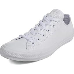 Converse Unisex Chuck Taylor All Star Ox Low Top Classic White Sneakers - 9.5 B(M) US Women / 7.5 D(M) US Men
