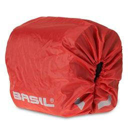 Bell Basil Sport Design Rain Cover for Double Bicycle Pannier, Red