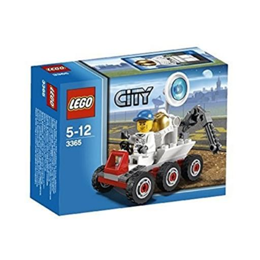 LEGO City Space Moon Buggy 3365 LEGO City 3365: Space Moon Buggy*Assorted