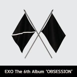 """EXO The 6th Album """"OBSESSION"""""""