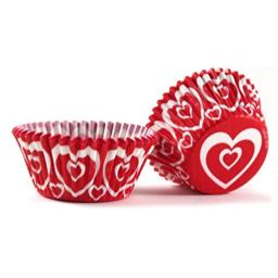 Cupcake Creations Sweetheart Baking Cup Set of 32