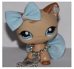 Unbranded Littlest Pet Shop lps Clothes Accessories Custom Outfit CAT/Dog NOT Included