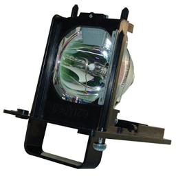 Philips OEM PHI/334 Mitsubishi 915B455011 DLP Replacement Lamp with Housing