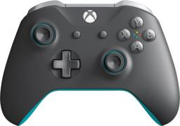 Microsoft Xbox One and Windows 10 Wireless Controller for Gray/Blue