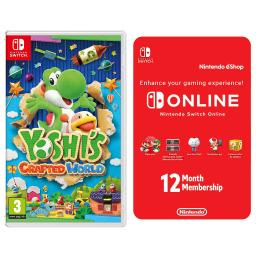 yoshi-crafted-world-and-12-month-online-individual-membership-nintendo-switch-3b4cdb308f61a6f0