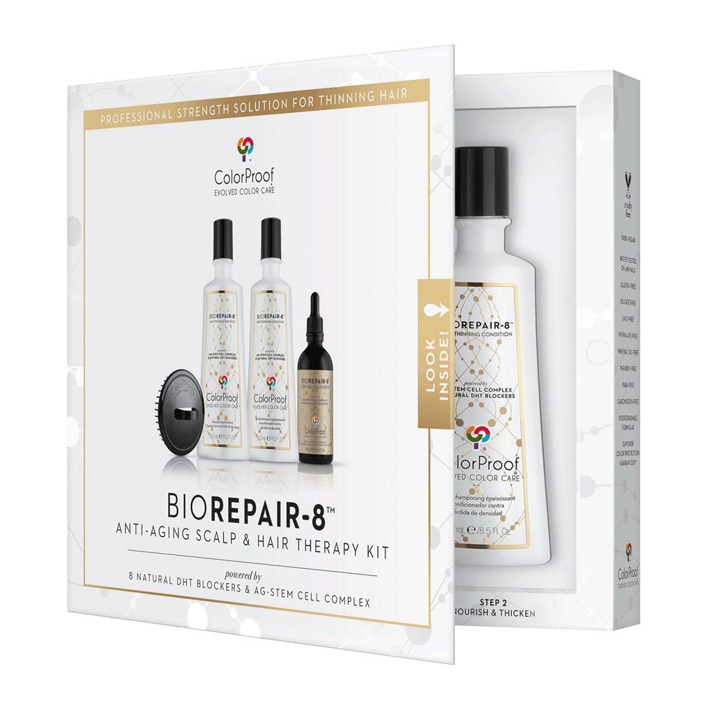 ColorProof BioRepair-8 Anti-Aging Scalp & Hair Therapy Kit
