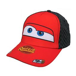 Disney Pixar Lightning McQueen Cars Boys Baseball Cap DCS71942ST