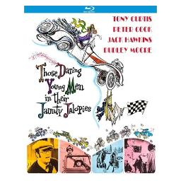 Those daring young men in their jaunty jalopies (blu-ray/1969/ws 2.35) BRK21229