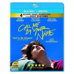 Call me by your name (blu ray w/digital) BR52381