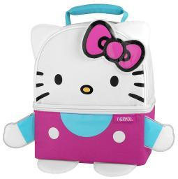 Thermos Novelty Lunch Kit, Hello Kitty Figure