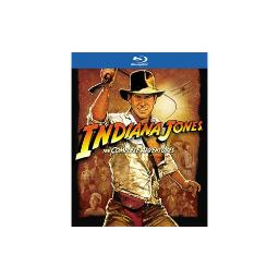 INDIANA JONES-COMPLETE ADVENTURES (BLU RAY) (WS/ENG 5.1 DTS/5DISCS) 97361467641