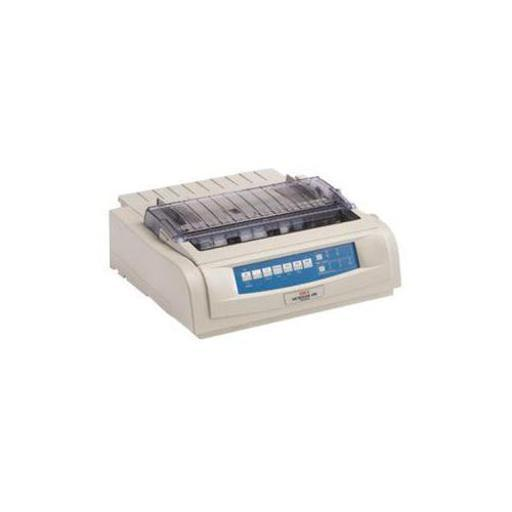 Okidata 62419003 Ml491N - Monochrome - Dot-Matrix - Network - 24-Pin Printerhead - Impact Printer