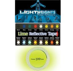 Lw Lime Tape 100 Roll