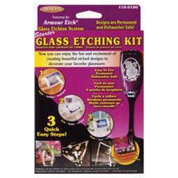 Armour Products 100100 Armour Etch Starter Kit