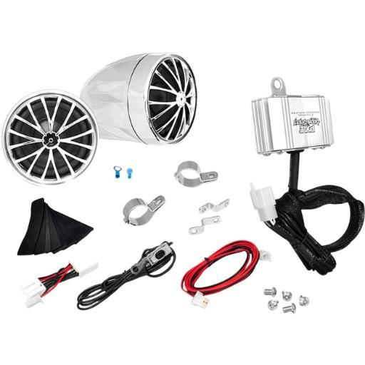 Pyle-car audio/video plmca30 400 watts motorcycle/atv mount DYK828RIODKDWQ9M