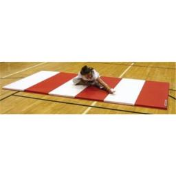 Olympia Sports MT537D Folding Mat with 2 ft. Folds