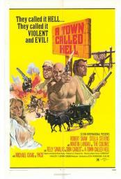 A Town Called Hell Movie Poster (11 x 17) MOVCE6976
