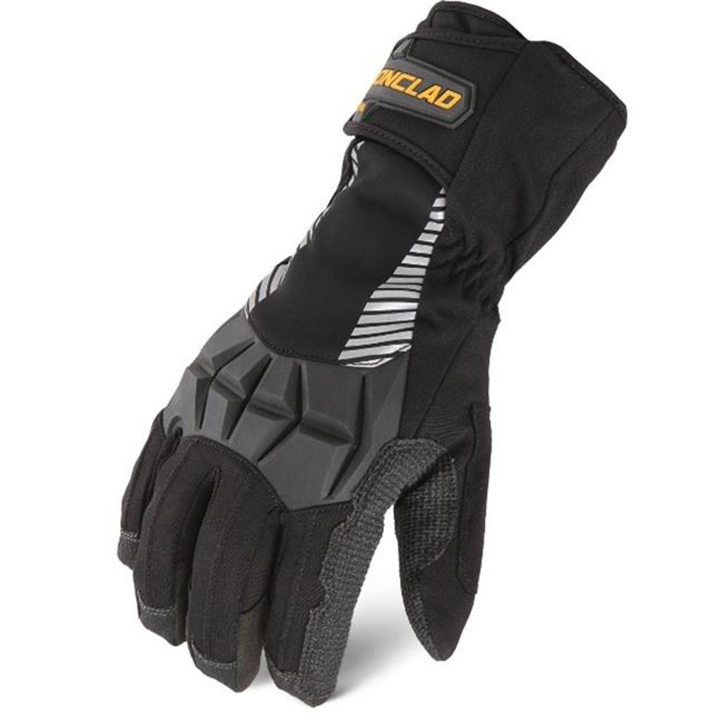Ironclad CCT2-04-L, Tundra 2 Glove, Black, L
