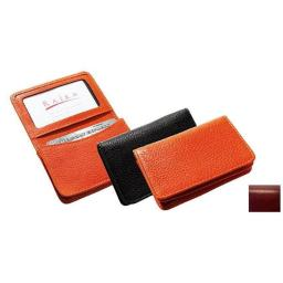 Raika RM 156 RED Gusseted Card Case - Red