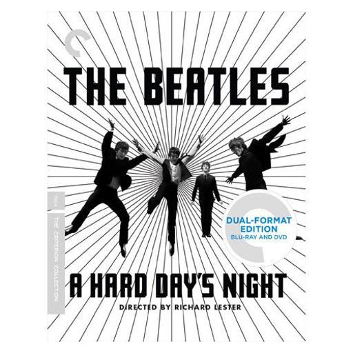 Hard days night (blu-ray/dvd combo/3 disc/ws 1.75/eng sdh/b & w/1964) JXTTZR0XJQ8I01MX