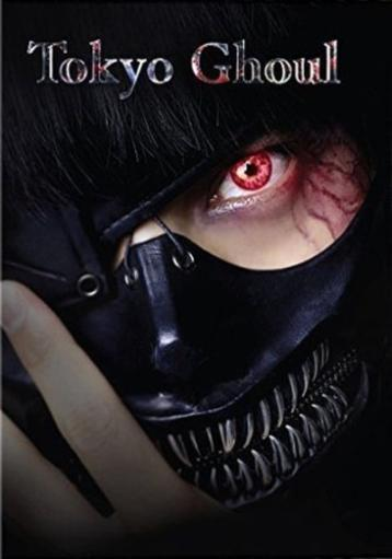 Tokyo ghoul-movie (dvd) DZIJOF0DYULCFP2M