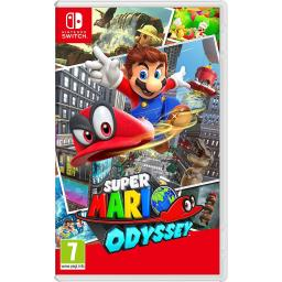 Super Mario Odyssey - Nintendo Switch Import Region Free