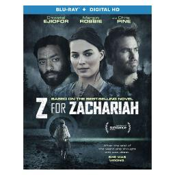 Z for zachariah (blu ray w/digital hd) (ws/eng/eng sub/span sub/eng sdh/5.1 BR47621