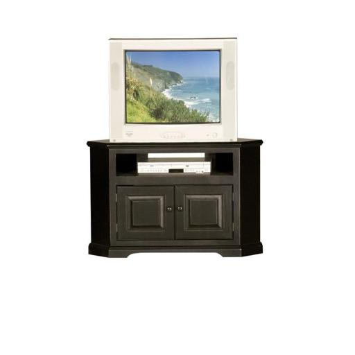 Eagle Furniture 92730WPSS 27 x 41.25 x 17 in. Savannah Corner Entertainment Console, Summer Sage