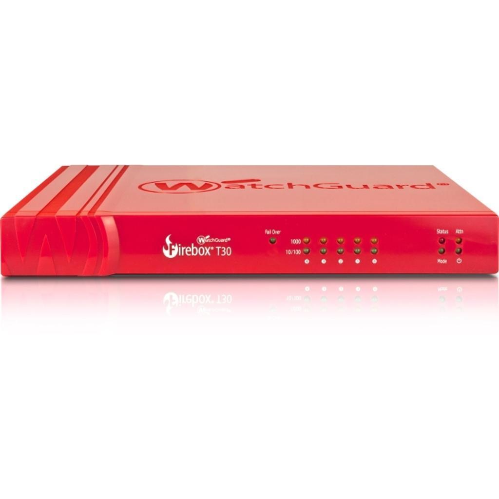 Watchguard technologies inc wgt30001-ww latin export team only firebox