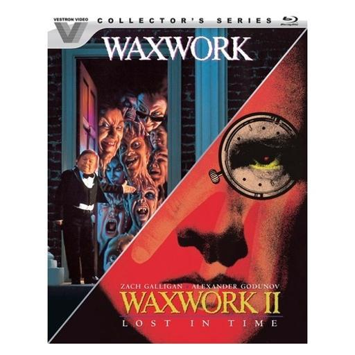 Waxworks compilation (blu ray w/digital hd) (ws/eng/eng sub/span sub/eng sd 1292253