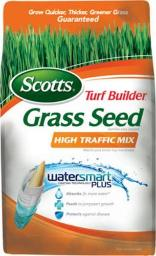 Scotts 18154 Turf Builder High Traffic Mix Grass Seed, 3 Lbs