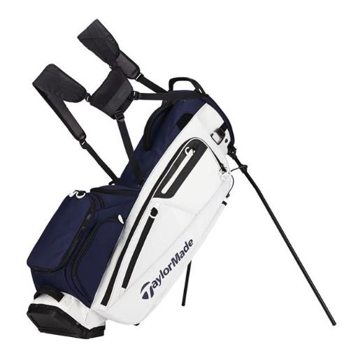 Taylormade 73127 Flextech Stand Golf Bag - Navy & White