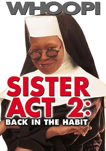 Sister act 2-back in the habit (dvd/1.85/dd 5.1)
