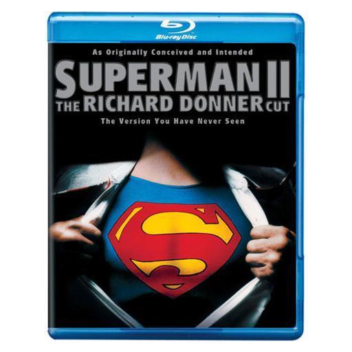 Superman ii-richard donner cut (blu-ray/ws-2.40/eng sdh-eng-fr sub) OEDXKIRDC7WZDYTB