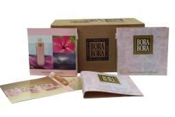 Liz Claiborne Bora Bora Woman Box Of 24 Carded Vials Each .05 Oz