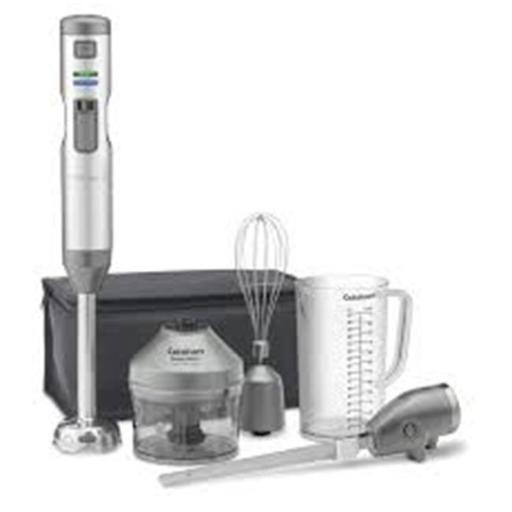 Conair CSB-300 Cordless Hand Blender with Knife Attachment