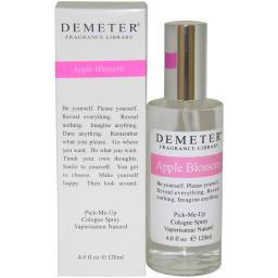 Apple Blossom By Demeter For Women - 4 Oz Cologne Spray  4 Oz