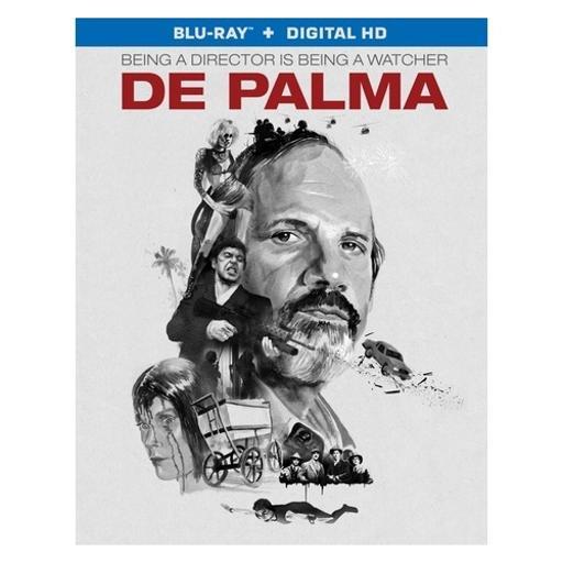 De palma (blu ray w/digital hd) (ws/eng/span sub/eng sdh/5.1 dts-hd) 1724880