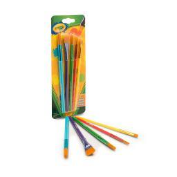 Crayola llc brush assortment set of 5 053506