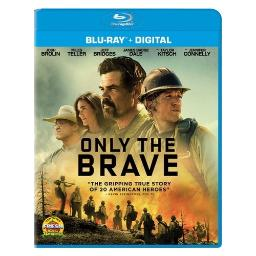 Only the brave (blu ray w/digital) (2017) BR51470