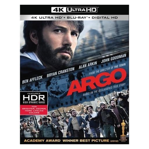 Argo (blu-ray/4k-uhd/2 disc) GTMXWBYQI0JYDO30