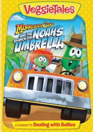 Veggie tales-minnesota cuke & the search for noahs umbrella (dvd)-nla BWQLOCFBOBENDOAW