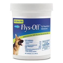 Farnam 100532971 farnam flys off fly repellent ointment 7 ounces